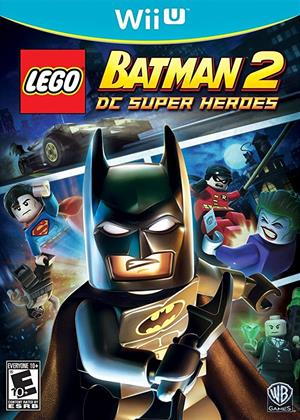 Rent Lego DC Super Heroes: Batman 2 (aka Lego Batman 2: DC Super Heroes) Online DVD & Blu-ray Rental