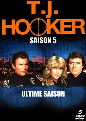 Rent T.J. Hooker: Series 5 Online DVD & Blu-ray Rental