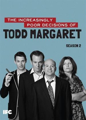 Rent The Increasingly Poor Decisions of Todd Margaret: Series 2 Online DVD & Blu-ray Rental