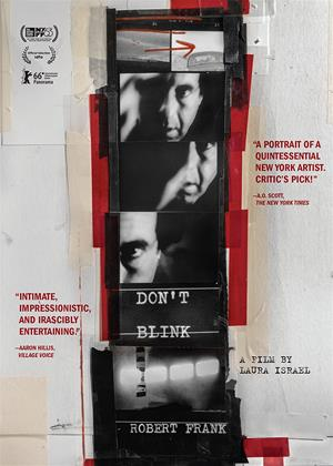 Rent Don't Blink: Robert Frank Online DVD & Blu-ray Rental