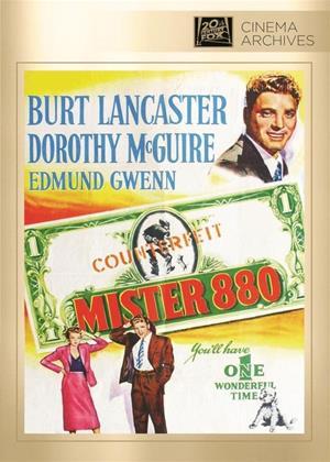 Rent Mister 880 (aka Old 880) Online DVD & Blu-ray Rental