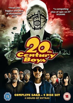 Rent 20th Century Boys: Part 3 (aka 20th Century Boys 3: Redemption / 20-seiki shônen: Saishû-shô - Bokura no hata) Online DVD & Blu-ray Rental