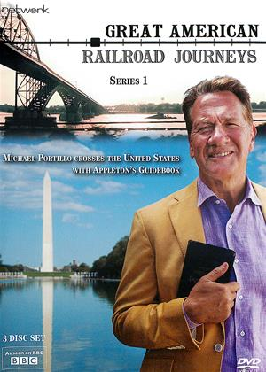 Rent Great American Railroad Journeys: Series 1 Online DVD & Blu-ray Rental
