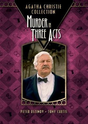 Rent Murder in Three Acts (aka Agatha Christie's Murder in Three Acts) Online DVD & Blu-ray Rental