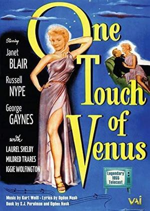 Rent One Touch of Venus Online DVD & Blu-ray Rental