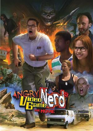 Rent Angry Video Game Nerd: The Movie Online DVD & Blu-ray Rental