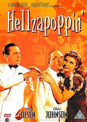 Rent Hellzapoppin' Online DVD & Blu-ray Rental