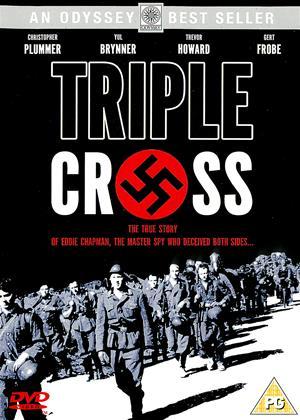 Rent Triple Cross (aka Terence Young's Triple Cross) Online DVD & Blu-ray Rental