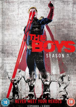 Rent The Boys: Series 1 Online DVD & Blu-ray Rental