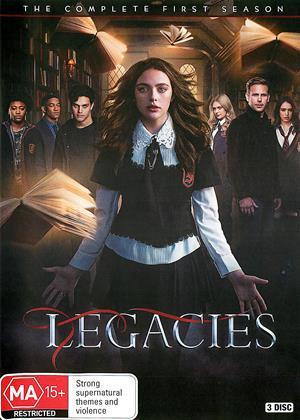 Rent Legacies: Series 1 Online DVD & Blu-ray Rental