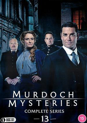 Rent Murdoch Mysteries: Series 13 Online DVD & Blu-ray Rental