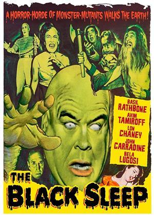 Rent The Black Sleep (aka Dr. Cadman's Secret) Online DVD & Blu-ray Rental