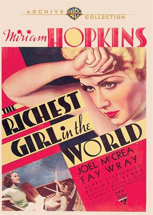 Rent The Richest Girl in the World Online DVD & Blu-ray Rental