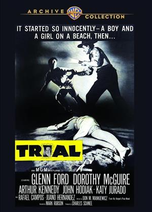 Rent Trial Online DVD & Blu-ray Rental