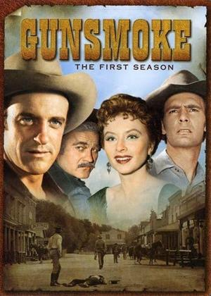 Rent Gunsmoke: Series 1 (aka Marshal Dillon) Online DVD & Blu-ray Rental