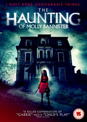 Rent The Haunting of Molly Bannister (aka Bannister DollHouse) Online DVD & Blu-ray Rental
