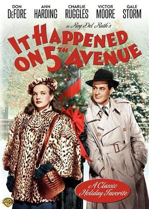 Rent It Happened on Fifth Avenue Online DVD & Blu-ray Rental