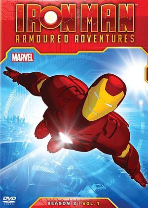 Rent Iron Man Armoured Adventures: Series 2: Vol.1 Online DVD & Blu-ray Rental