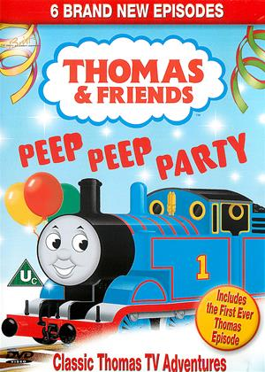 Rent Thomas the Tank Engine and Friends: Peep Peep Party Online DVD & Blu-ray Rental