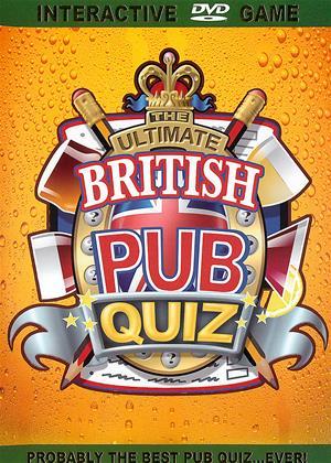 Rent The Ultimate British Pub Quiz Online DVD & Blu-ray Rental
