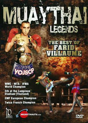 Rent Muay-Thai Legends: The Best of Farid Villaume Online DVD & Blu-ray Rental