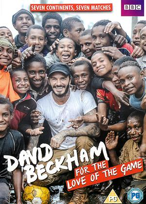 Rent David Beckham: For the Love of the Game Online DVD & Blu-ray Rental