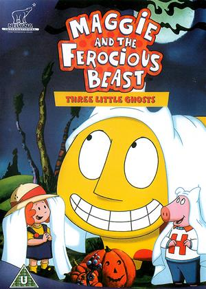 Rent Maggie and the Ferocious Beast: Three Little Ghosts (aka The Big Scare) Online DVD & Blu-ray Rental