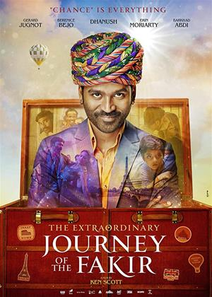 Rent The Extraordinary Journey of the Fakir Online DVD & Blu-ray Rental