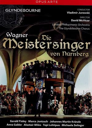Rent Die Meistersinger Von Nurnberg: Glyndebourne (Vladimir Jurowski) Online DVD & Blu-ray Rental