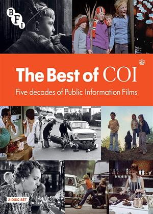 Rent The Best of the COI (aka The Best of COI: Five Decades of Public Information Films) Online DVD & Blu-ray Rental