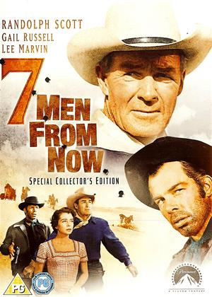 Rent 7 Men from Now (aka Seven Men from Now) Online DVD & Blu-ray Rental