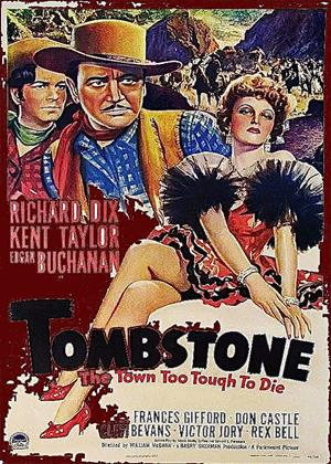 Rent Tombstone: The Town Too Tough to Die Online DVD & Blu-ray Rental