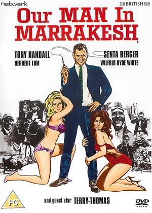 Rent Our Man in Marrakesh (aka Bang! Bang! You're Dead!) Online DVD & Blu-ray Rental