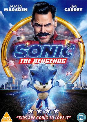 Rent Sonic the Hedgehog Online DVD & Blu-ray Rental