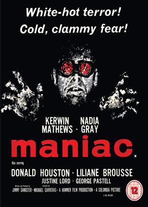 Rent Maniac Online DVD & Blu-ray Rental