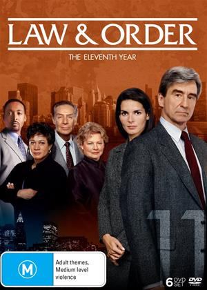 Rent Law and Order: Series 11 Online DVD & Blu-ray Rental