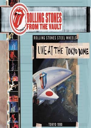 Rent The Rolling Stones: From the Vault: 1990 (aka The Rolling Stones: From the Vault - Live at the Tokyo Dome 1990) Online DVD & Blu-ray Rental