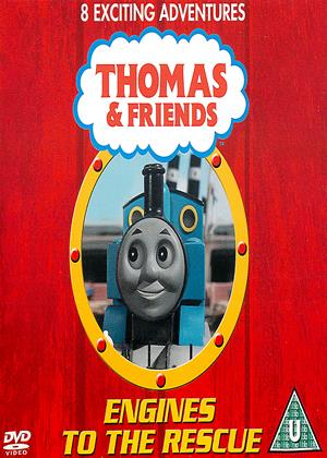 Rent Thomas the Tank Engine: Engines to the Rescue Online DVD & Blu-ray Rental