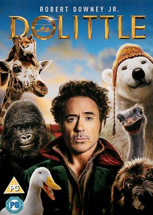 Rent Dolittle (aka The Voyage of Doctor Dolittle) Online DVD & Blu-ray Rental