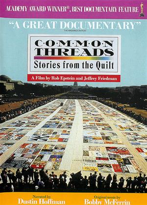 Rent Common Threads: Stories from the Quilt Online DVD & Blu-ray Rental