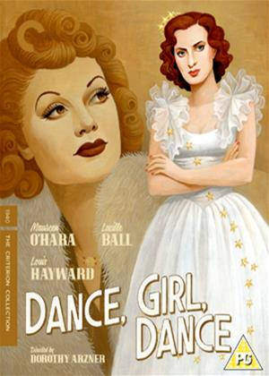 Rent Dance, Girl, Dance Online DVD & Blu-ray Rental