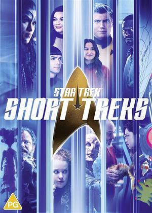 Rent Star Trek: Short Treks Online DVD & Blu-ray Rental