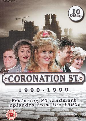 Rent Coronation Street: 1990 to 1999 Online DVD & Blu-ray Rental