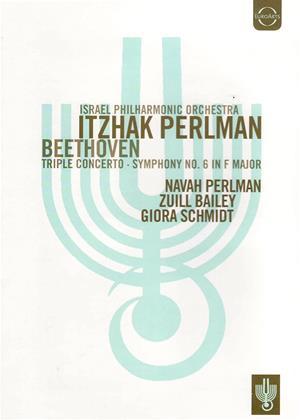 Rent Beethoven: Triple Concerto / Symphony No.6 (Itzhak Perlman) Online DVD & Blu-ray Rental