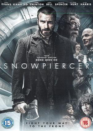 Rent Snowpiercer Online DVD & Blu-ray Rental