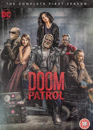 Rent Doom Patrol: Series 1 Online DVD & Blu-ray Rental