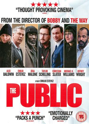 Rent The Public Online DVD & Blu-ray Rental
