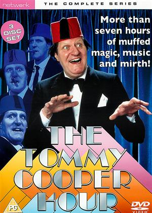 Rent Tommy Cooper: The Tommy Cooper Hour Online DVD & Blu-ray Rental