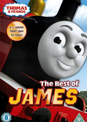 Rent Thomas the Tank Engine and Friends: The Best of James Online DVD & Blu-ray Rental