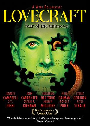 Rent Lovecraft: Fear of the Unknown Online DVD & Blu-ray Rental